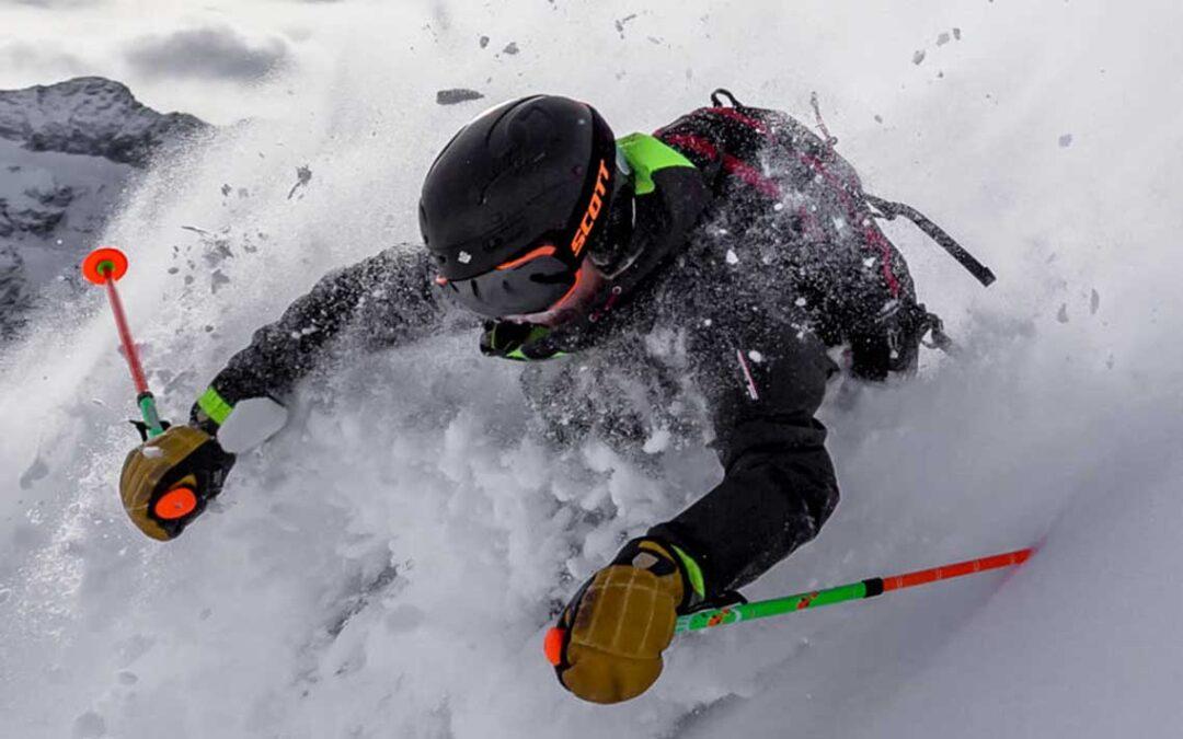 Me voy a esquiar
